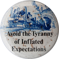 Avoid the Tyranny of Inflated Expectations