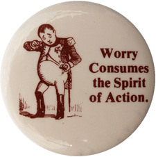 Worry-Consumes-the-Spirit-of-Action