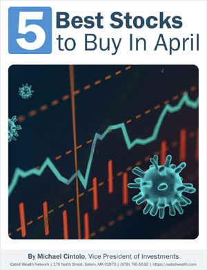 5 Best Stocks to Buy in April