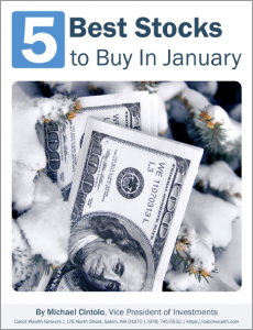5 Best Stocks to Buy in January