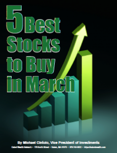 5 Best Stocks to Buy in March
