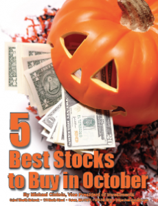 Best Stocks to Buy in October