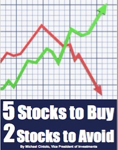 5 Stocks to Buy, 2 Stocks to Avoid