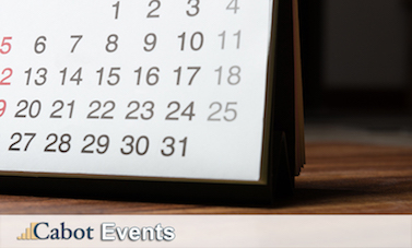 Cabot Events