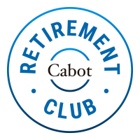 Cabot Retirement Club Logo Circle