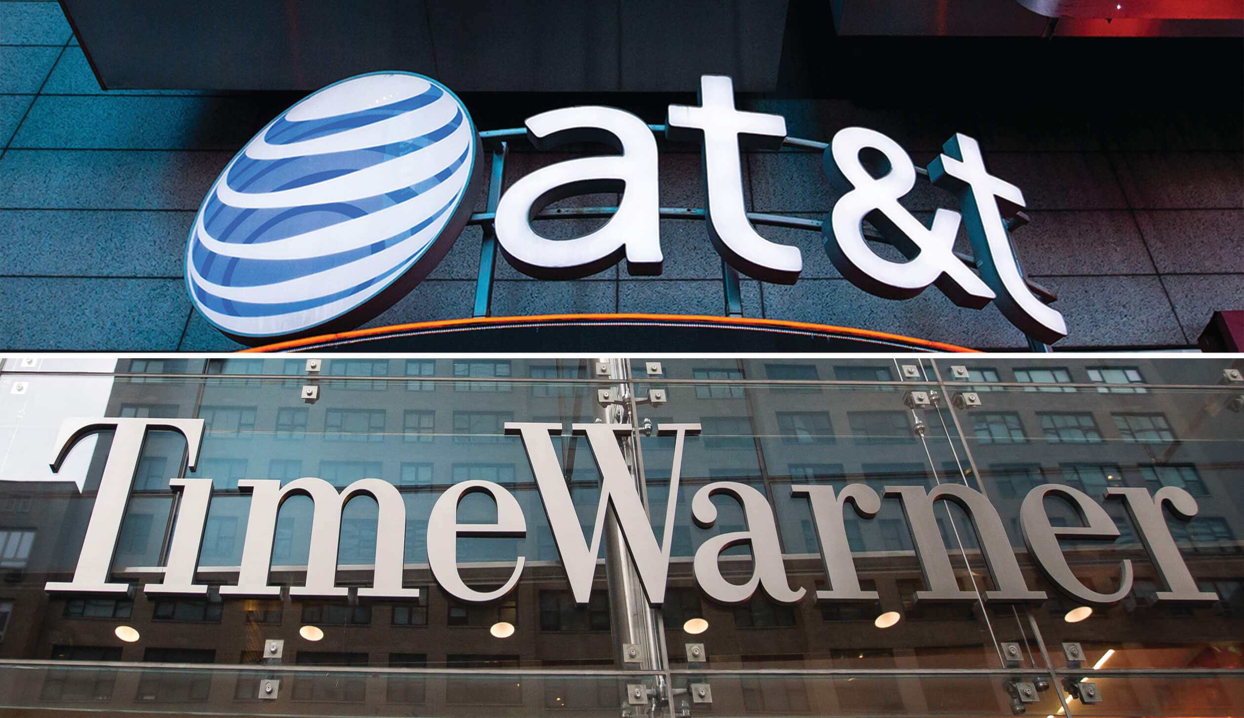 ATT Time Warner Merger