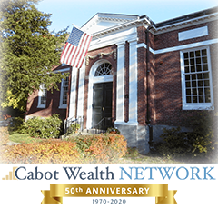 Happy 50th to Us! Cabot Wealth Network Celebrates Five Decades of Helping Readers Profit, Learn