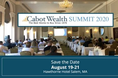 Cabot Wealth Summit: Your Ticket to the House of the Seven Gables