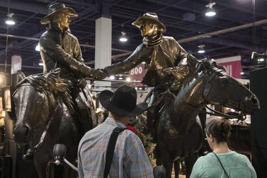 Mike Tyson, 400,000 Cowboys, and I Walk into a Vegas Convention Center…