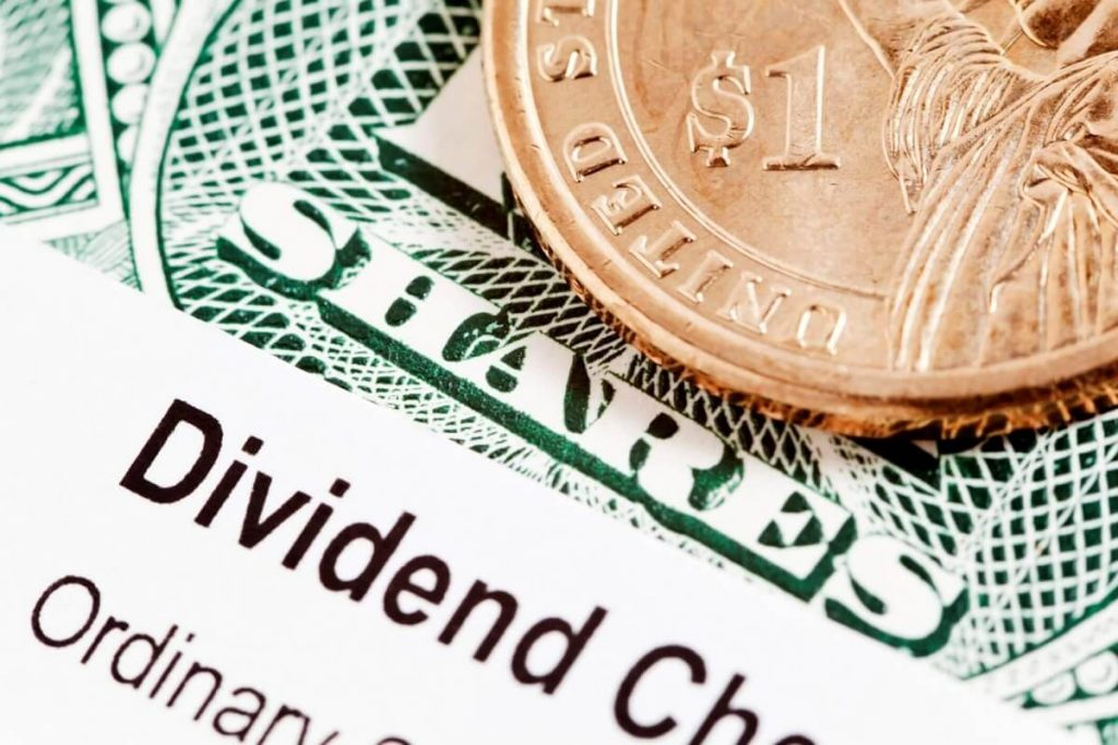 Dividend Stock Shares