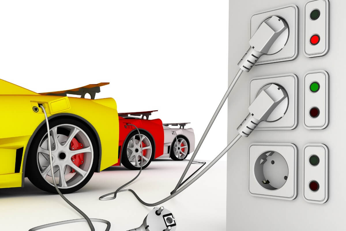 Battery electric vehicle charging