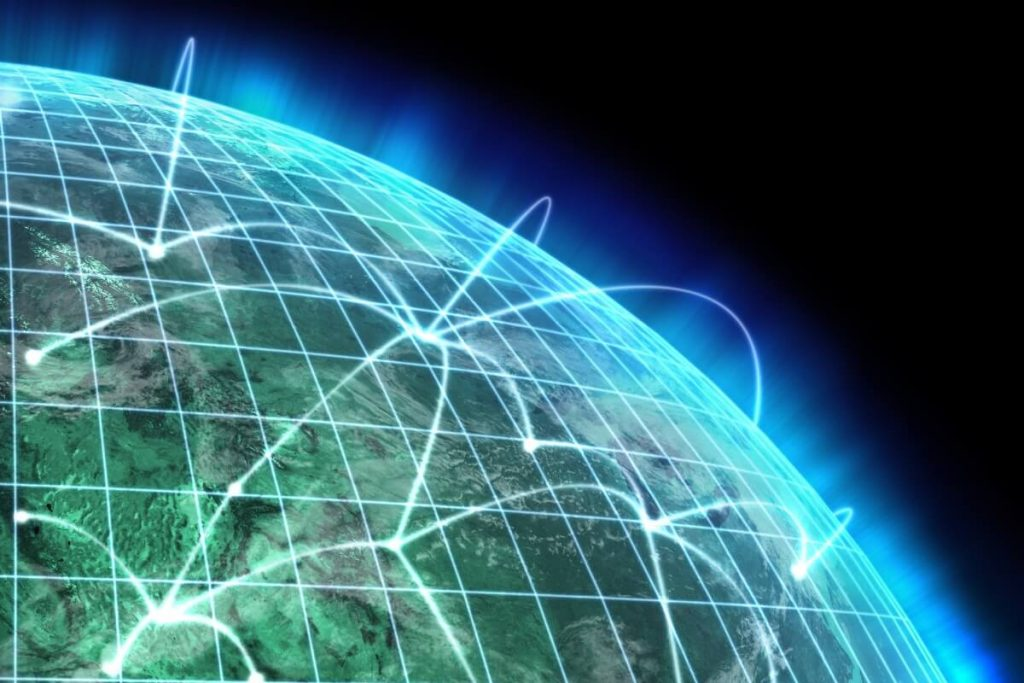 Telecom Stock space global communication planet 5G Technology REITs