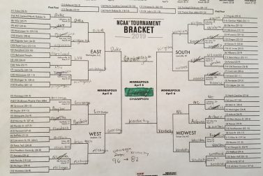 Why You Should Pick Stocks the Way You Fill Out a March Madness Bracket