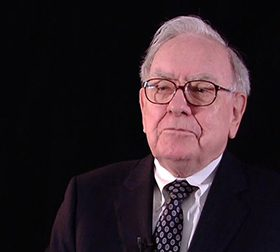 "Warren Buffett Says to ""Buy Stocks Now"""