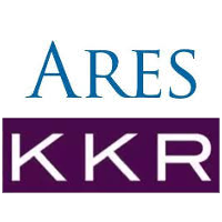 Alternative asset managers ARES and KKR