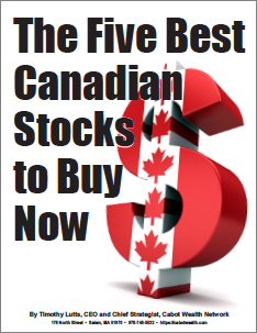 5 Best Canadian Stocks to Buy Now
