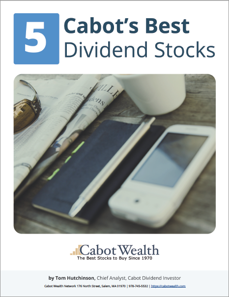 Cabot's Best Dividend Stocks