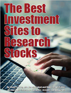 The Best Investment Sites to Research Stocks