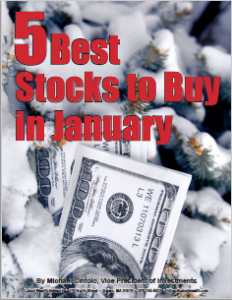 Best Stocks to But in January