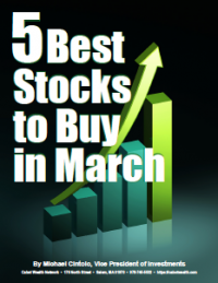 Best Stocks to Buy in March