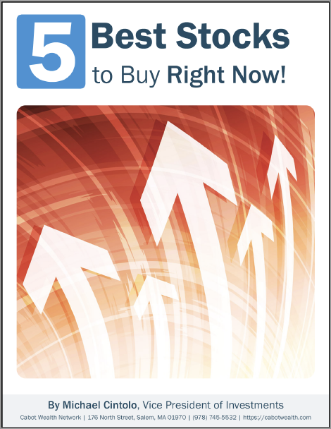 5 Best Stocks to Buy Right Now!