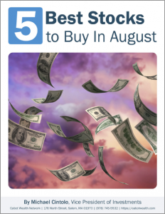 Best Stocks to Buy in August