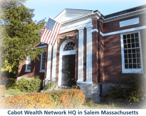 Cabot Wealth Network Building in Salem, MA