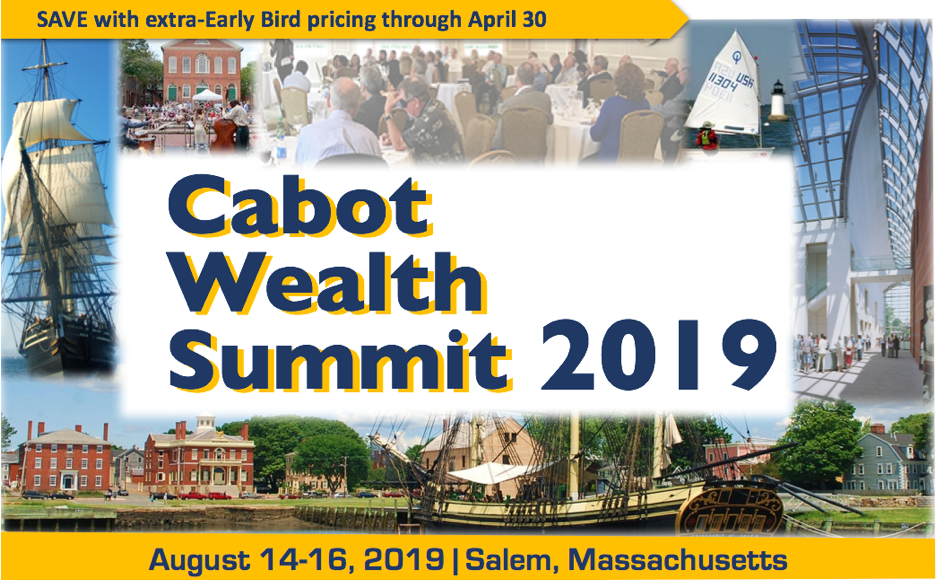 Cabot Wealth Summit 2019