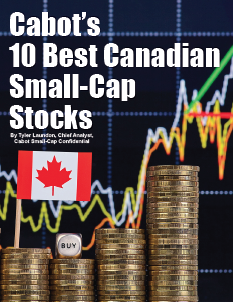Cabot's Ten Best Canadian Small-Cap Stocks