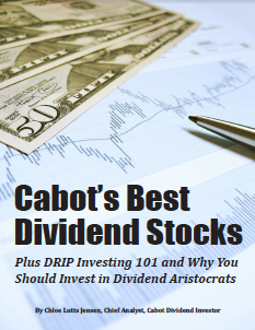 Cabot's Best Dividend Stocks: Plus DRIP Investing 101, and Why You Should  Invest in Dividend Aristocrats