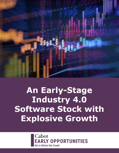 early-stage software stock