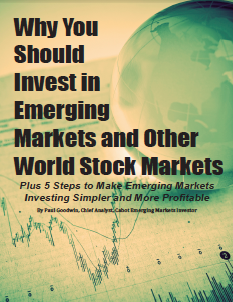 why you should invest in emerging markets and other world stock markets