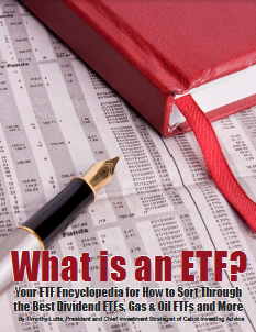 What is an ETF? Your ETF Encyclopedia and How to Sort Through the Best  Dividend ETFs, Crude Oil ETFs and More