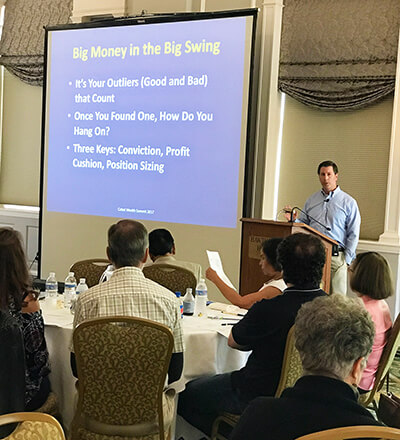 Mike Cintolo Cabot Wealth Summit