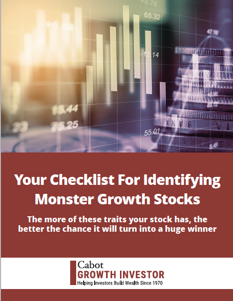 Your Checklist For Identifying Monster Stocks