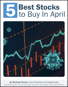 best stocks to buy in April