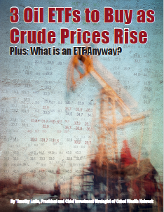 3 Oil ETFs to Buy as Crude Prices Rise Plus: What is an ETF Anyway?