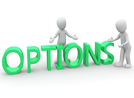 OPtions terminology