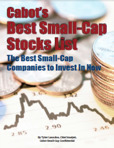 Cabot's Best Small-Cap Stocks List. The Best Small-Cap Companies to Invest in Now