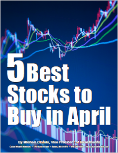 Stocks to Buy in April