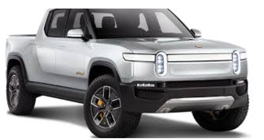 Rivian's new electric pickup truck is one potential threat to TSLA stock going forward.