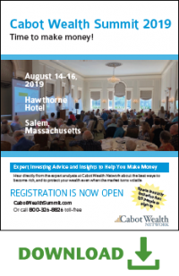 Cabot Wealth Summit Brochure