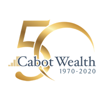 Cabot Wealth 50th anniversary